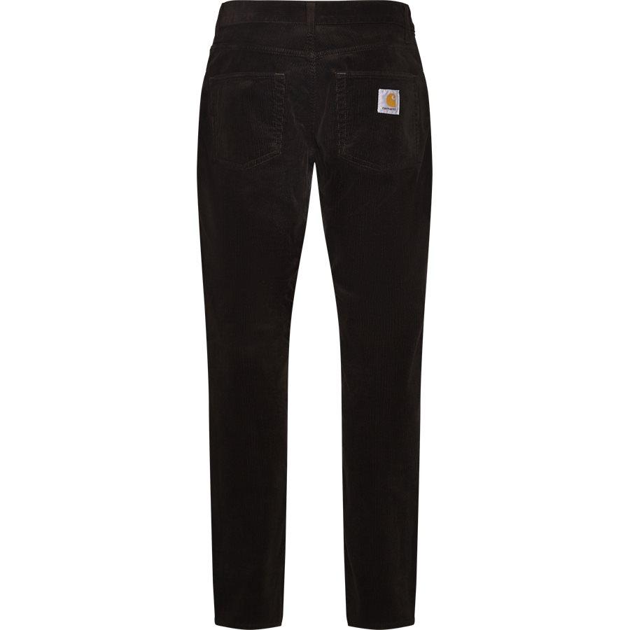 KLONDIKE PANT I025816 - Klondike Pant - Bukser - Regular - TOBACCO RINSED - 2